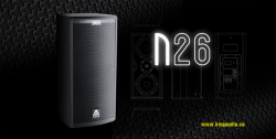 LOA AMATE AUDIO NÍTID  N26