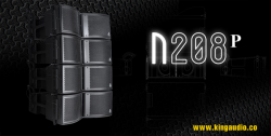 LOA LINE ARRAY NÍTID N208P
