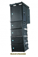 Loa line array : MLA110 & MLA215AS