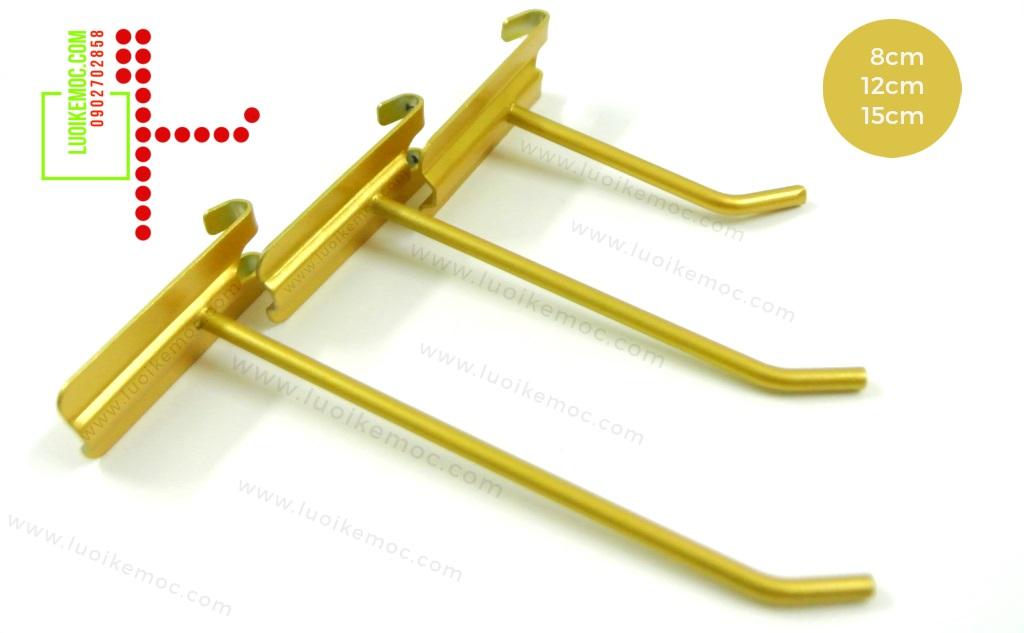 Móc treo vàng gold