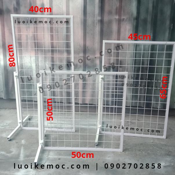 khung lưới mini để bàn