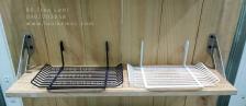 Rổ Treo Lưới M1 Trắng