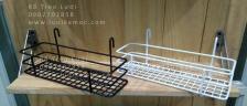 Rổ Treo Lưới M5 Trắng