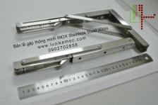 Bản lề gập thông minh INOX Stainless Steel 30cm