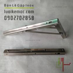 Bản lề gập thông minh INOX Stainless Steel 35cm