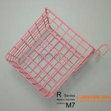 Rổ Treo Lưới M7 Hồng