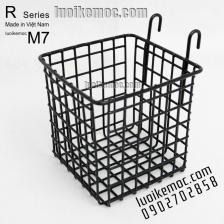 Rổ Treo Lưới M7 Đen