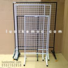 Khung Lưới Có Chân 60 x 120cm - Mẫu Chân Mới Tháo Lắp Nhanh