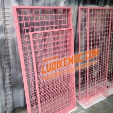 Khung Lưới Treo Phụ Kiện 60 x 120cm luoikemoc
