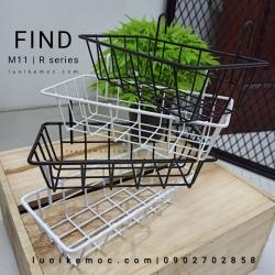 Rổ treo lưới M11 đen