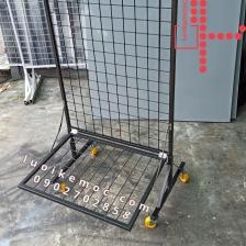 Khung lưới có chân - Kèm mâm lưới gập (Kích thước 0.6*1.2m)