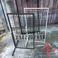 Khung lưới mini 40 x 80cm