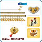 Giàn phơi Korea-KG 750 gold