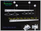Giàn phơi nhập khẩu Sankaku-S02 model 2016