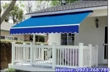 Mái hiên ban công đẹp cho nhà chung cư