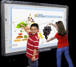 Interactive Board 100 - Bảng tương tác 100