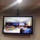 Bollore thay đổi giao diện mới cho hình ảnh công ty với màn hình quảng cáo