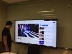 PAIC – Lắp đặt màn hình cảm ứng và phòng họp không dây