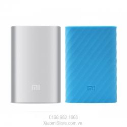 Pin DP Xiaomi 10000 mAh màu bạc
