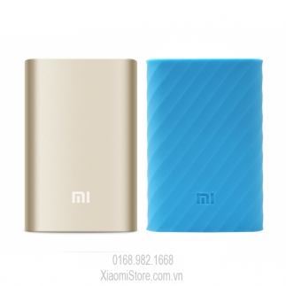 Pin DP Xiaomi 10000 mAh màu Gold