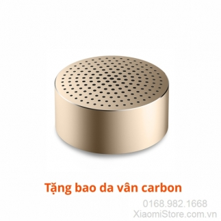 Loa bluetooth Xiaomi Cannon Mini Gold