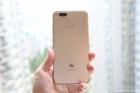 Đập hộp và hình chụp cận cảnh Xiaomi Mi 5X Gold