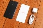 Đập hộp và hình chụp cận cảnh Xiaomi Mi 5X (Phiên bản Quốc tế là Mi A1) màu đen.