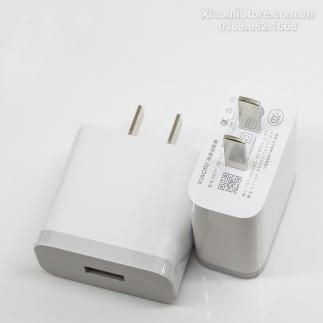 Củ sạc Xiaomi Quick Charge 3.0-18W chính hãng (Trắng)
