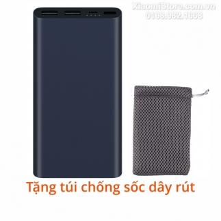 Pin DP Xiaomi 10000 mAh Gen 2 New 2018 (Màu đen)