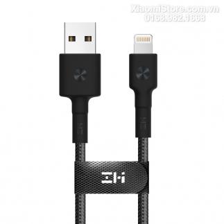 Cáp Lightning Xiaomi ZMI bọc sợi Kevlar (MFI)