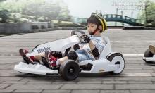 Xiaomi ra mắt phụ kiện Ninebot Gokart kit biến Ninebot thường thành xe Gokart chính hiệu