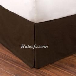 Váy giường màu coffee