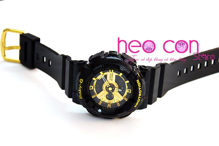 đồng hồ baby-g replica