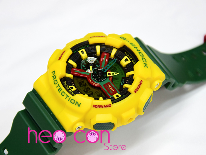 Đồng hồ G-Shock Replica fake GA110