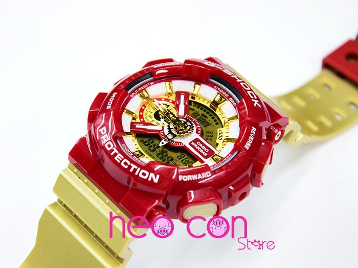 G-Shock IronMan