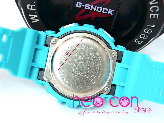 Back side G-Shock replica Heo Con Store