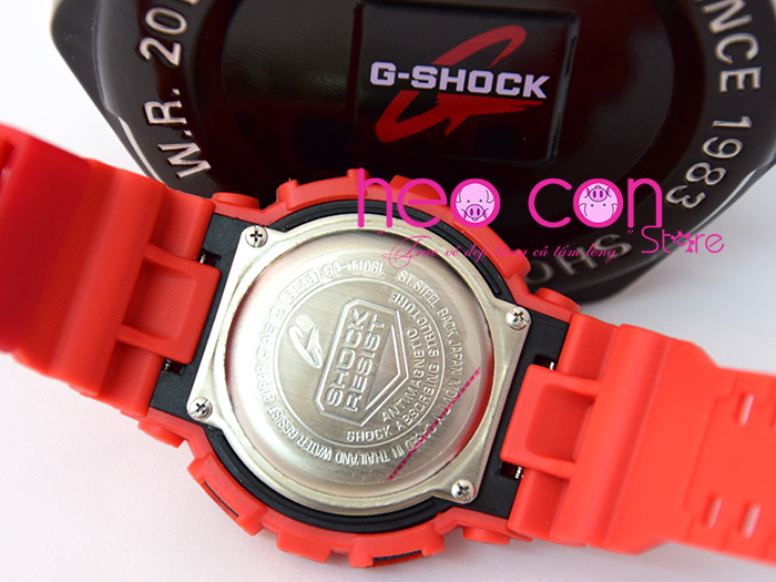 G-shock ga-110SL-4a red
