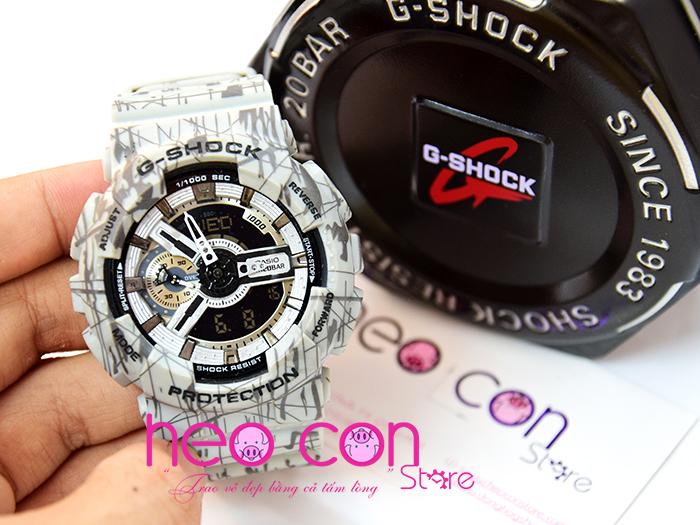 đồng hồ g-shock fake