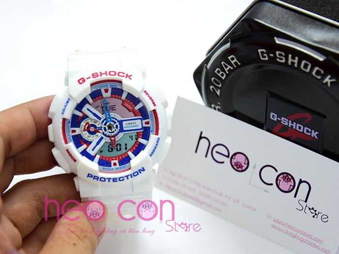Đồng hồ g-shock fake hcm