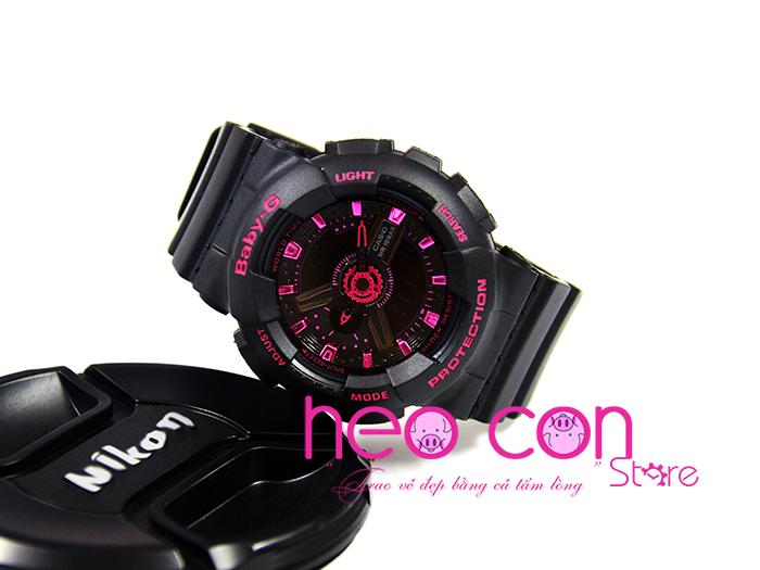 baby-g-black-pink-ba-111