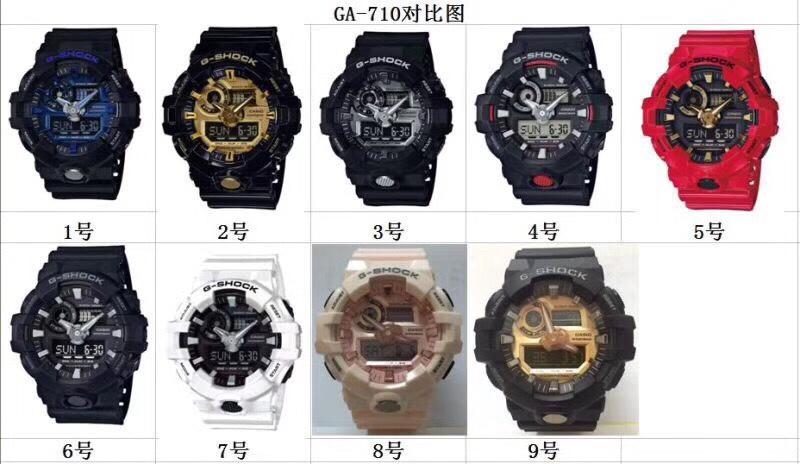 Đồng hồ G-Shock GA-700 Replica Super Fake 1:1
