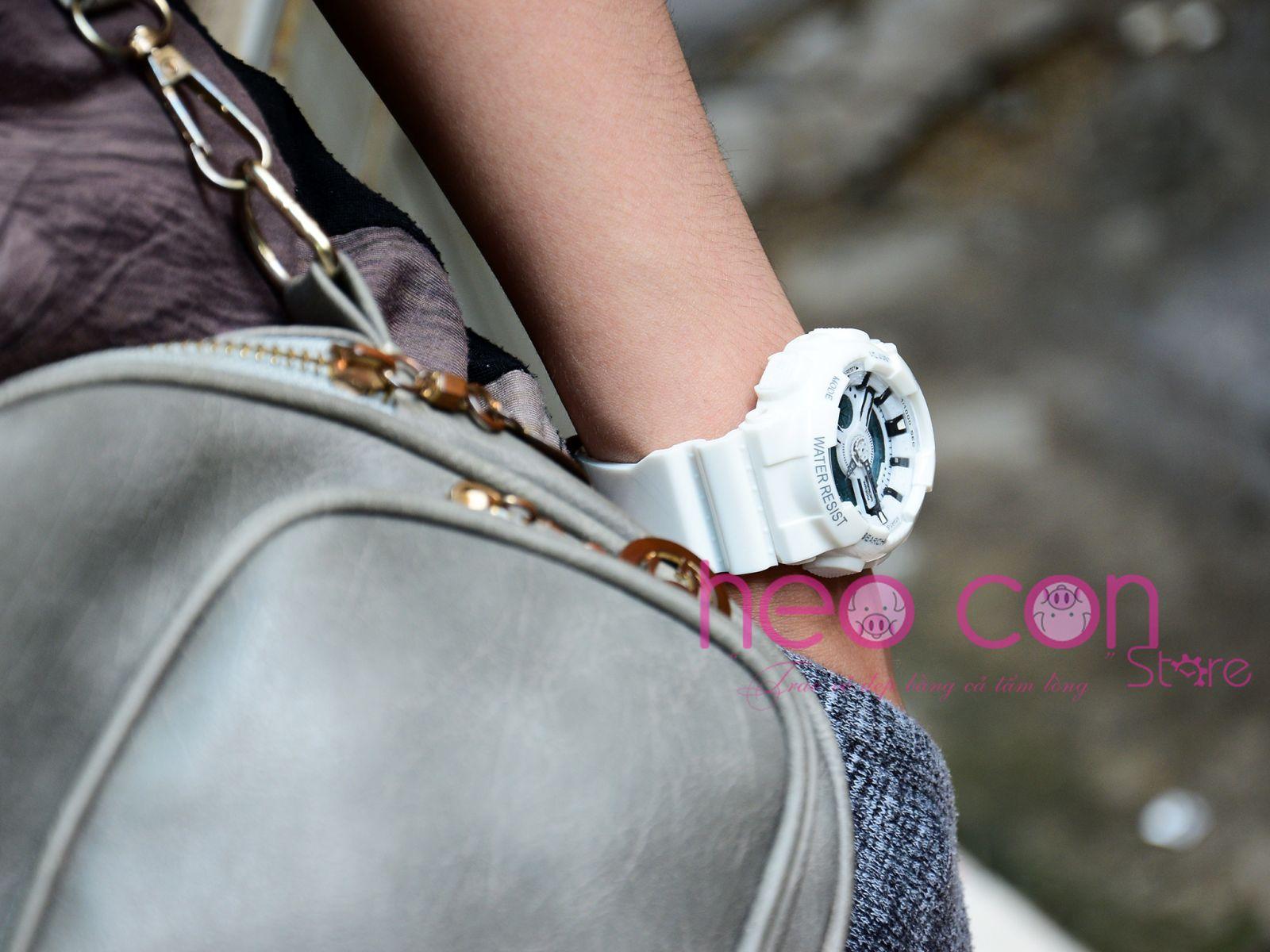 đồng hồ sanda nữ chính hãng chống nước