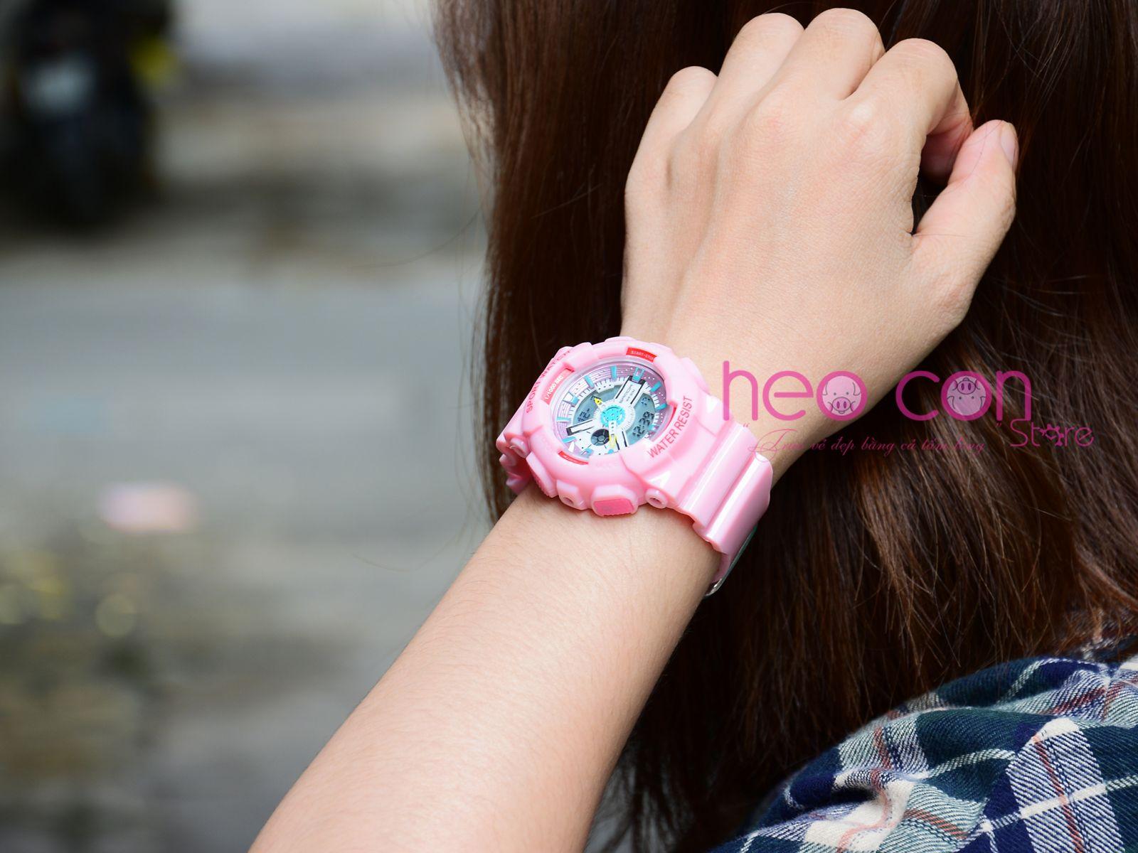 đồng hồ sanda nữ
