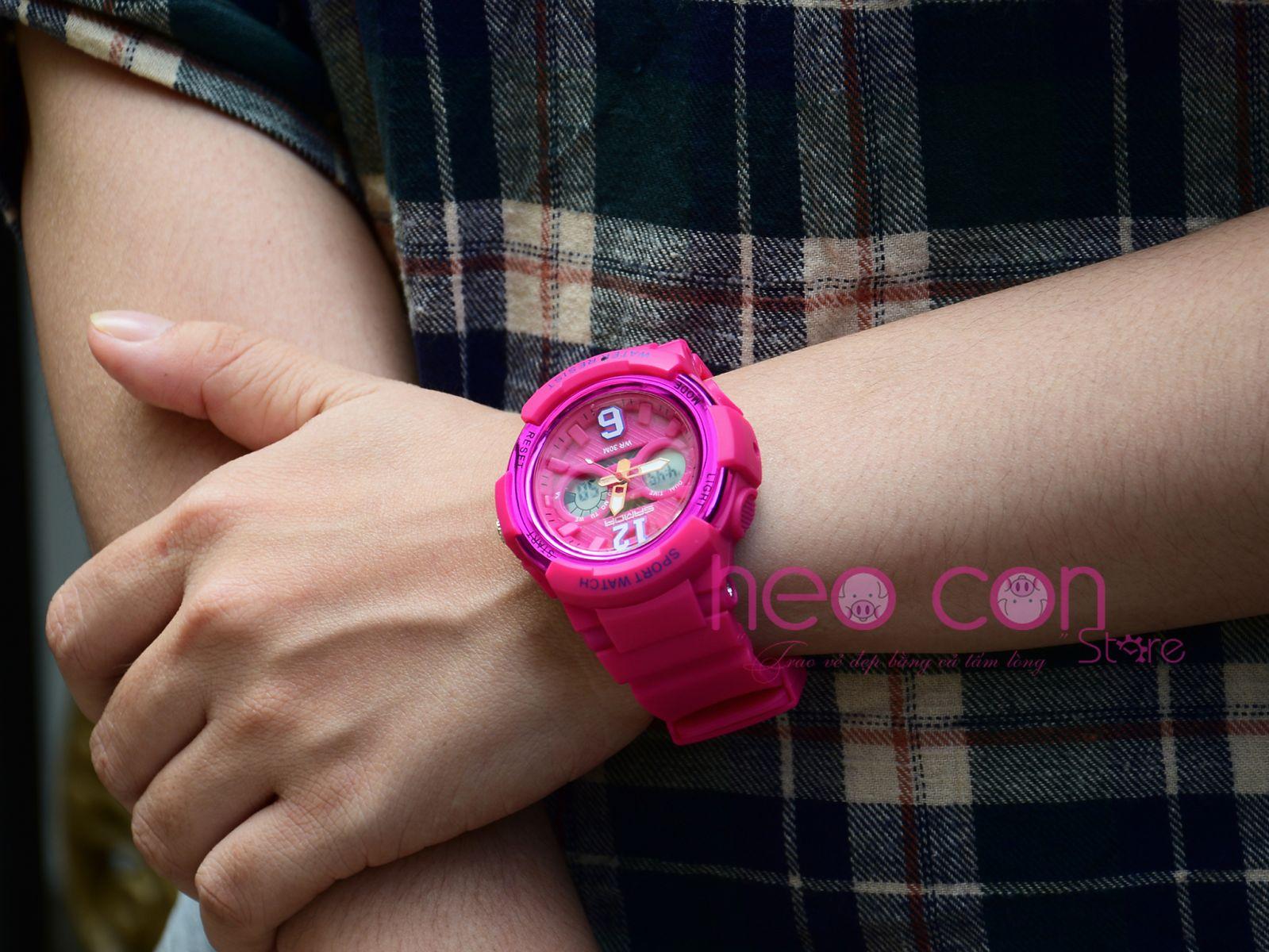 đồng hồ sanda 757