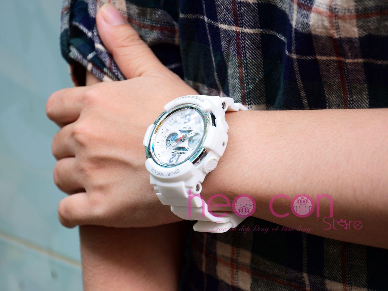 đồng hồ thể thao nữ