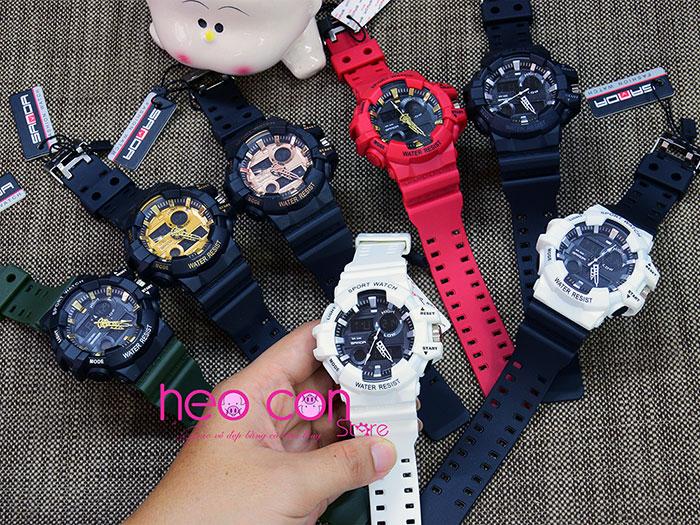 đồng hồ sanda 780 - Heo Con Store