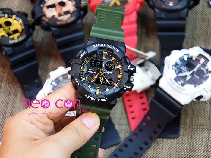 HeoConStore.com | Đồng hồ SANDA chính Hãng phân phối chính thức tại Việt Nam