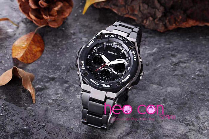 đồng hồ sanda 783 G-Steel Chính hãng chống nước