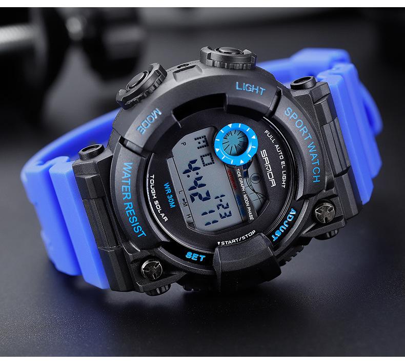 đồng hồ thể thao điện tử chính hãng HCM