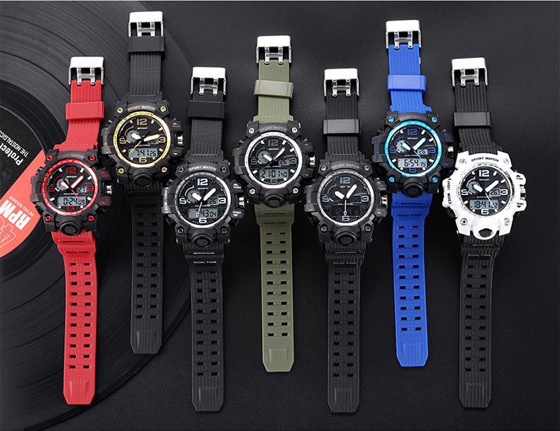đồng hồ sanda thể thao nữ - sanda 842